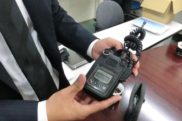 デジタル業務無線